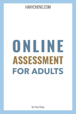 Hanycheng.com - Online Assessment For Adults and Teenagers